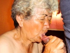 LatinaGrannY Amateur Grandmother Photos Bevy