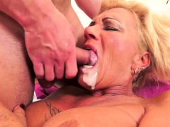 superslut gets facial