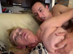 Mature Slut Likes to Get Facialized