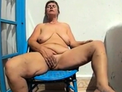 Phat boobs Granny and moms