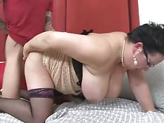 Chubby mature mothers fucking successful sons