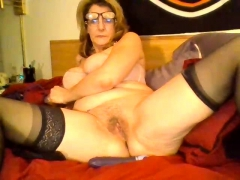 Granny Linda 50 years Webcam Solo
