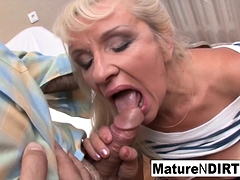 blonde loves getting her pussy fucked stiff