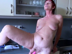OldNannY Henrieta Pissing and Threesome