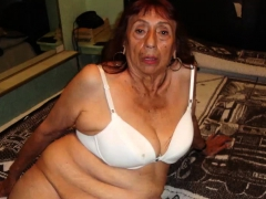 LatinaGrannY Showoff with Greatest Mature Pictures Ever