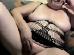 Sixty fiveyear old woman show in cam